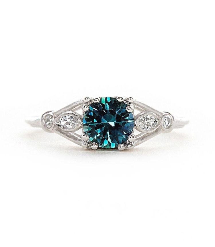 Montana Sapphire Rings