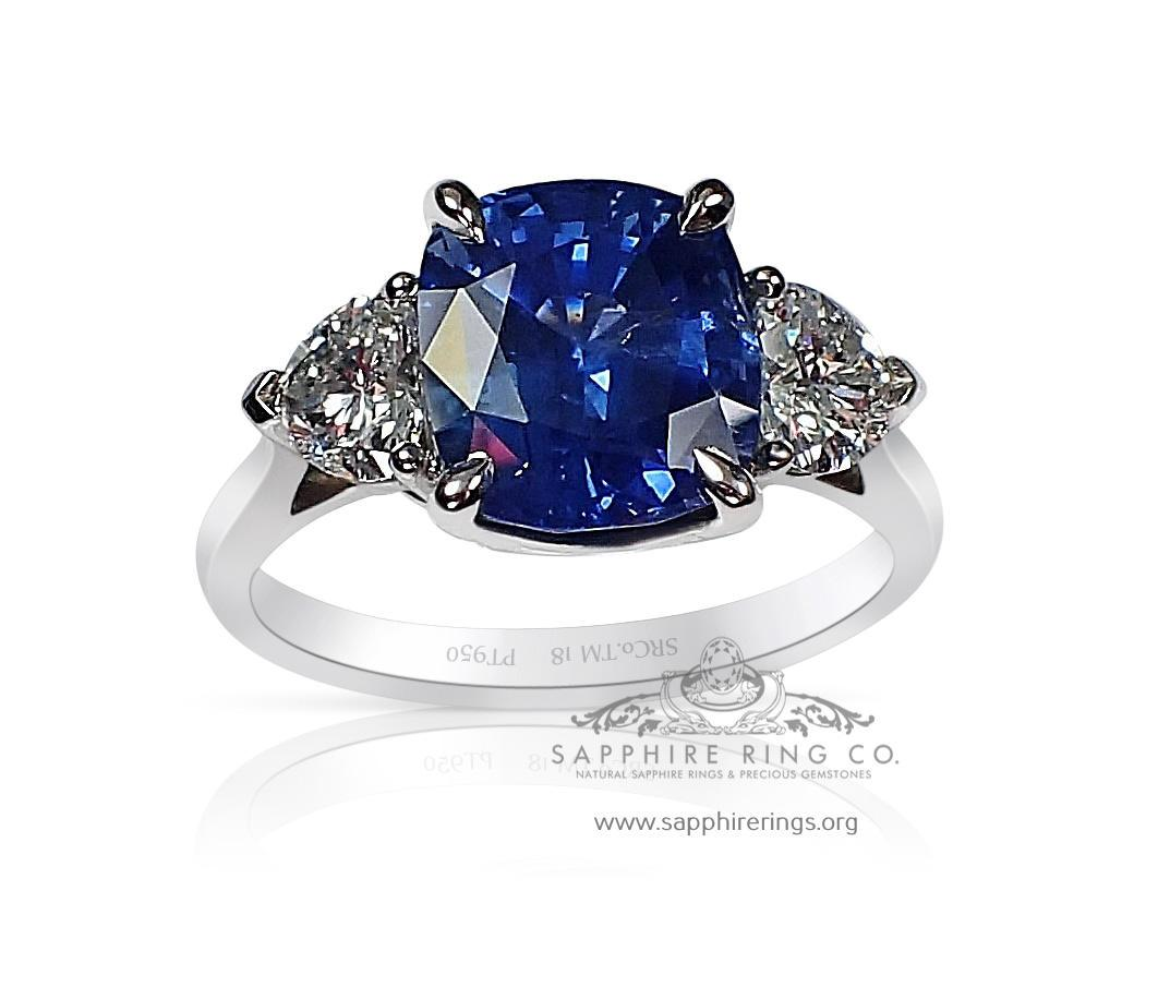 Blue-untreated-sapphire-ring