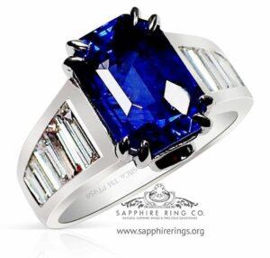 Vivid-Blue-Ceylon-Sapphire-Platinum-Ring