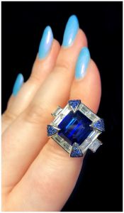 Should I use a Sapphire for an Engagement Ring