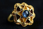Gemstone-ring