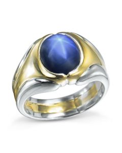 star-sapphire-ring