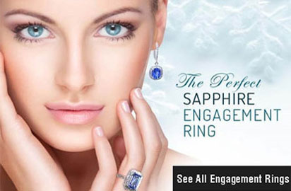 Looking for Sapphire Engagement Ring Shop now