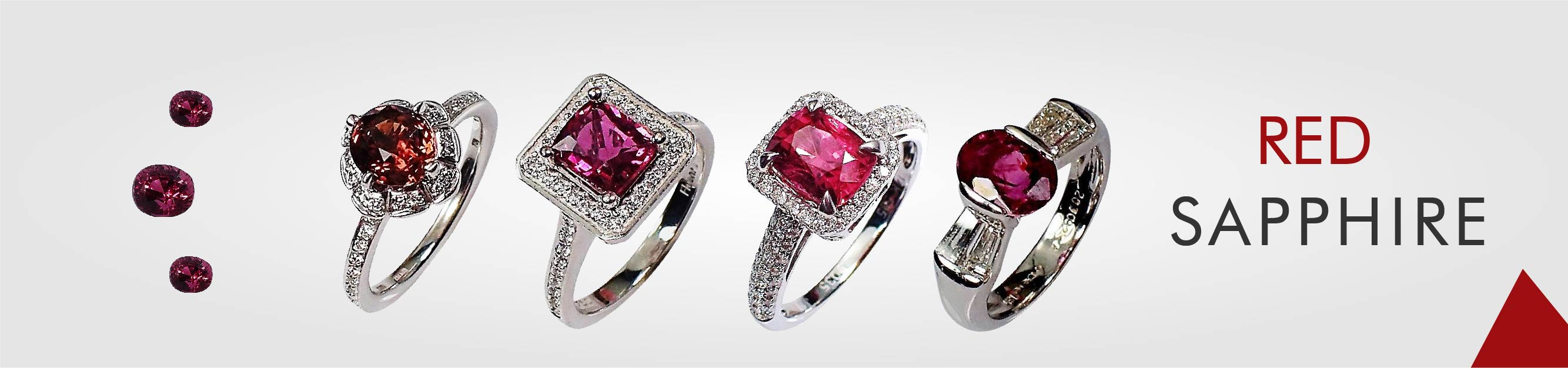 Red Sapphires