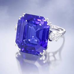 Purple Ceylon Sapphire